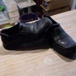 Men's Skechers slip-on loafers